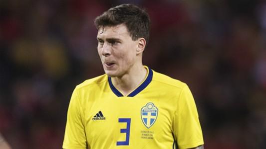 Victor Lindelof Sweden 2018