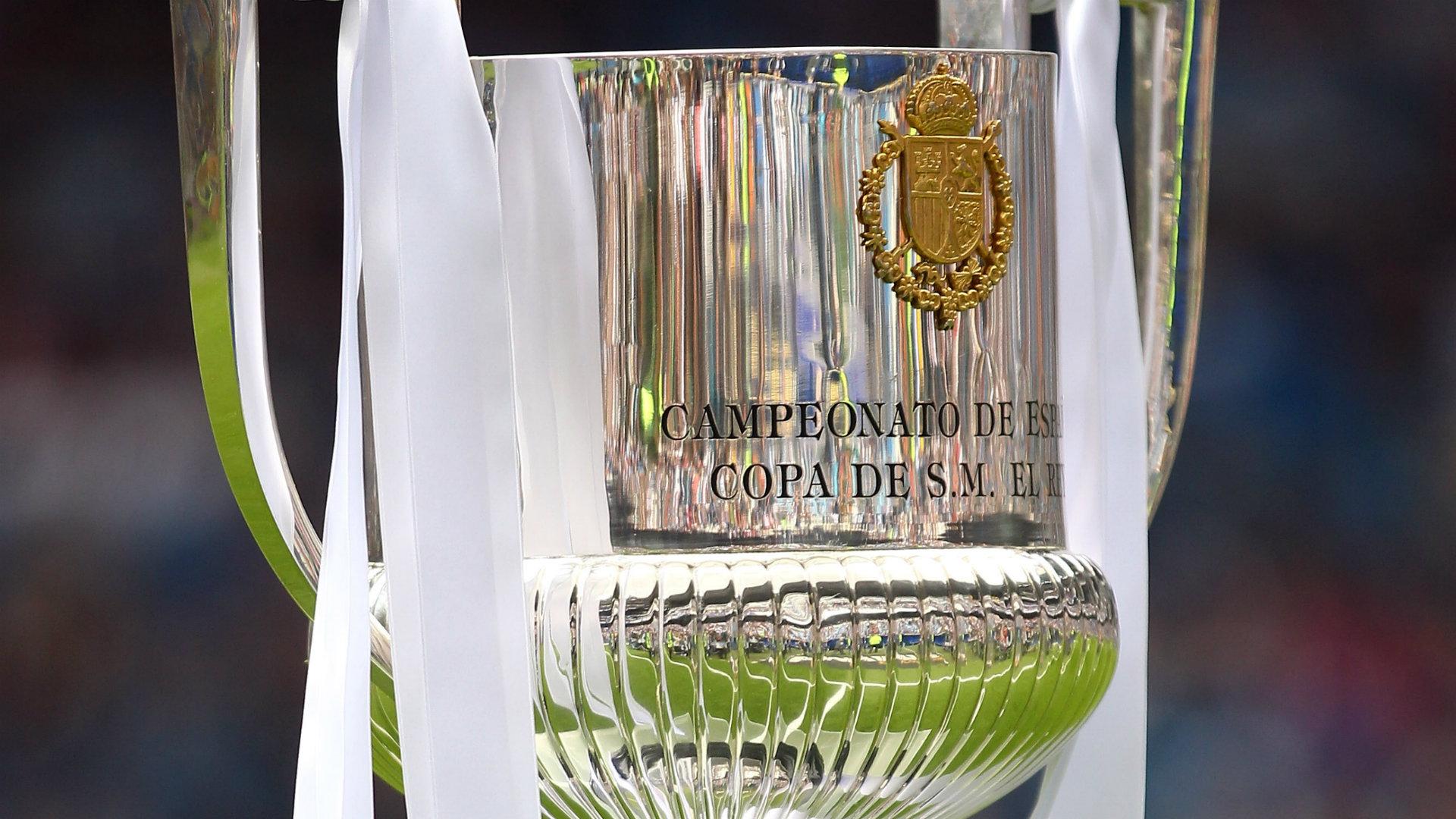 Copa del Rey trophy