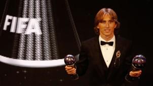 Modric FIFA awards
