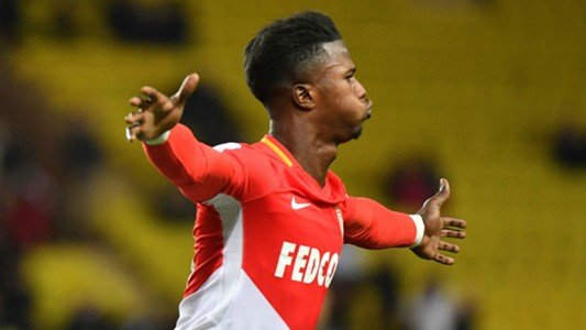 Keita Balde Monaco Rennes Ligue 1 12202017