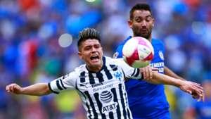 Monterrey Cruz Azul Jonathan González Martín Cauteruccio 291018