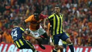 Bafetimbi Gomis Galatasaray Fenerbahce 10222017