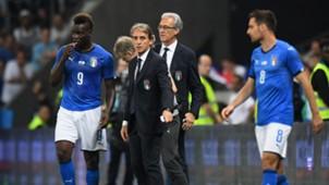 Italien Balotelli Mancini 01062018