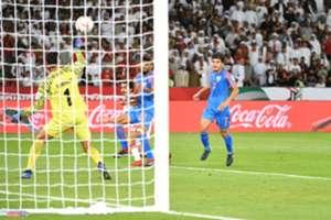 India vs UAE Gurpreet UAE Goal