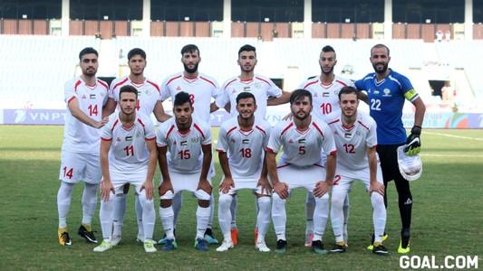 Olympic Palestine Olympic Oman Giải giao hữu U23 quốc tế 2018