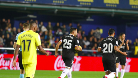 Sevilla Villarreal LaLiga