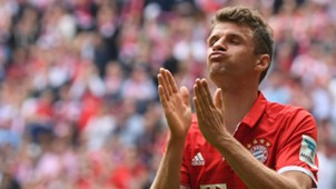 Thomas Müller Bayern München 01042017