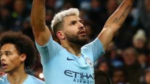 The scourge of Liverpool! Aguero extends Premier League record with latest Man City strike
