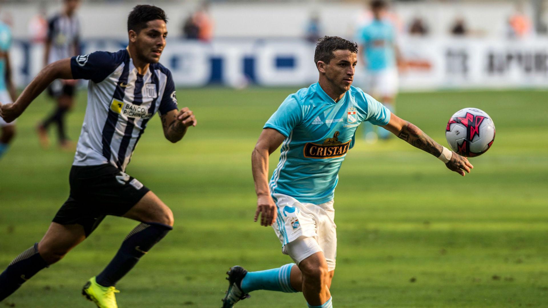 161218 Alianza Lima Sporting Cristal Gabriel Costa Francisco Duclos