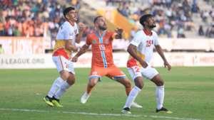 Chennai City FC East Bengal I-League 2018-19 01142019