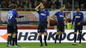 Marco Parolo Salzburg Lazio Europa League