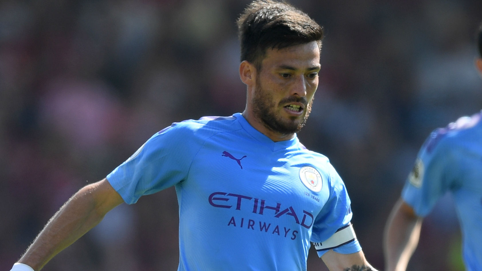 Everton 1 Man City 3: Premier League Record For David