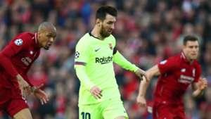Lionel Messi, Liverpool vs Barcelona 2019