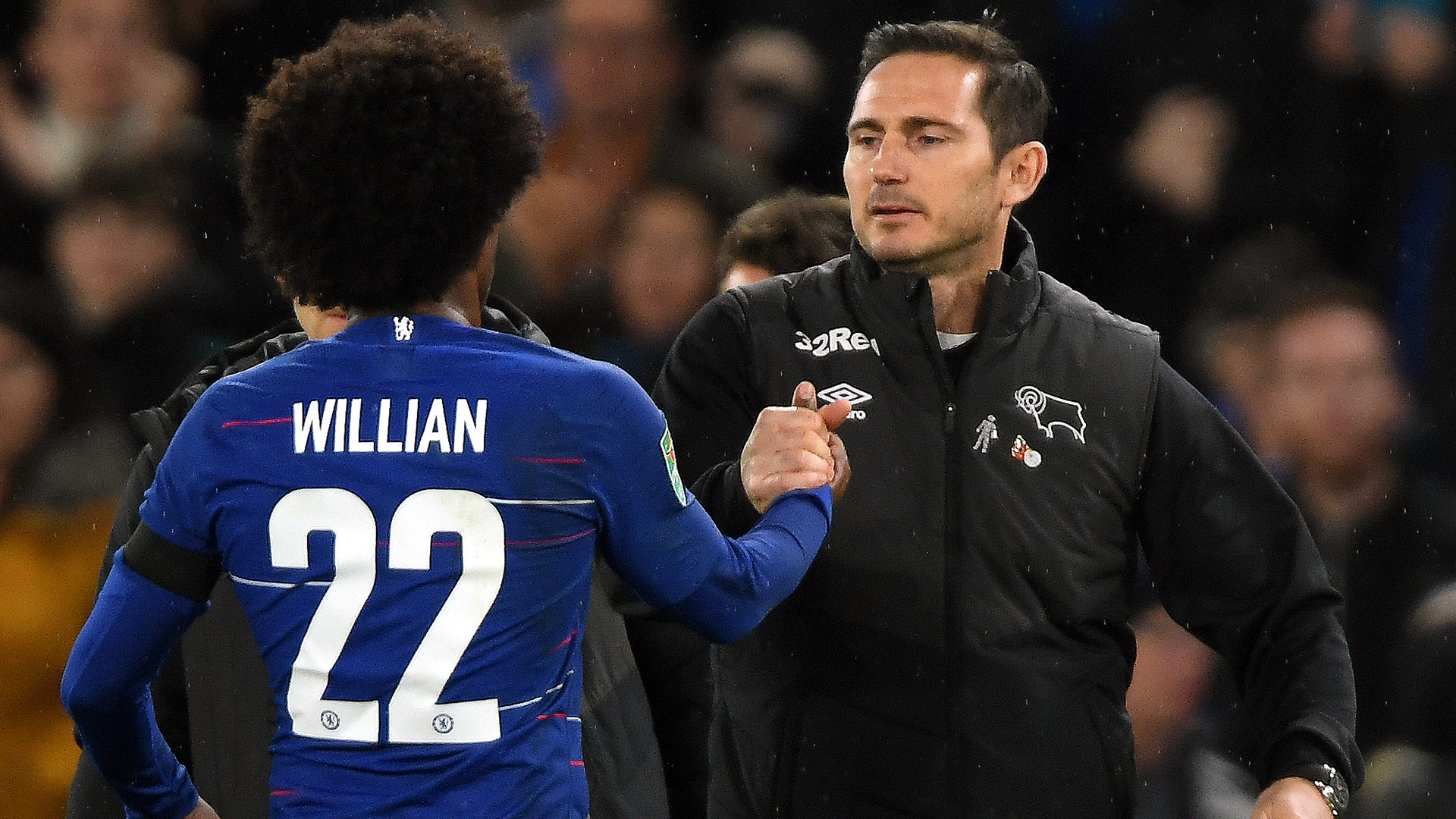 Willian Frank Lampard