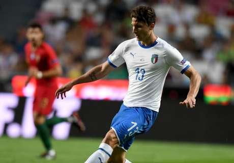 Milan, Caldara si allena in gruppo: Gattuso sorride