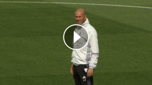 GFX Video Zinedine Zidane Real Madrid