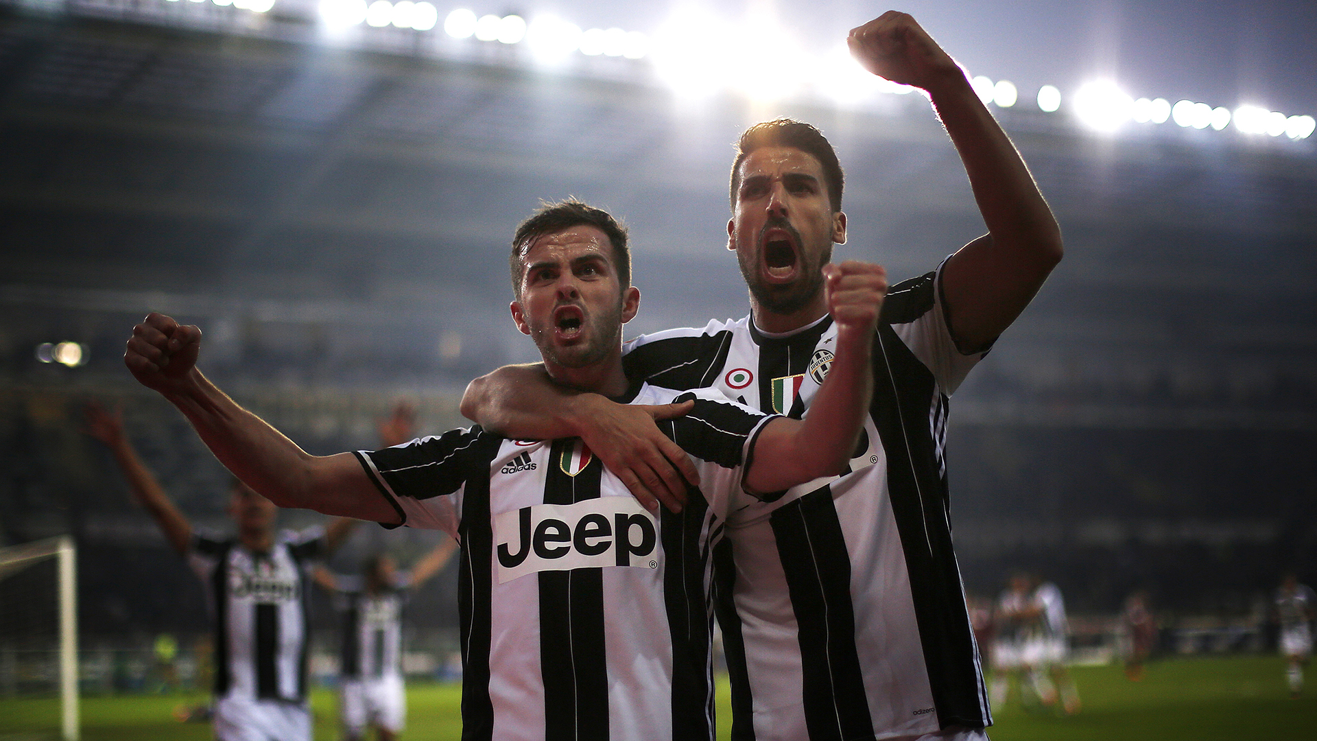 Miralem Pjanic Juventus Torino