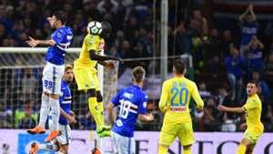 Kalidou Koulibaly Sampdoria Napoli Serie A
