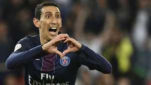 Angel Di Maria PSG Guingamp Ligue 1 09042017