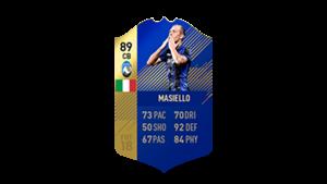 FIFA 18 Calcio A Team of the Season Masiello