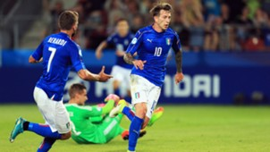 Federico Bernardeschi Italy Germany U21 European