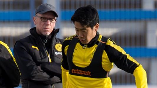 2018-02-09 Dortmund Kagawa Shinji