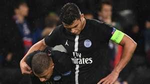 Thiago Silva PSG Paris Saint-Germain 2018-19