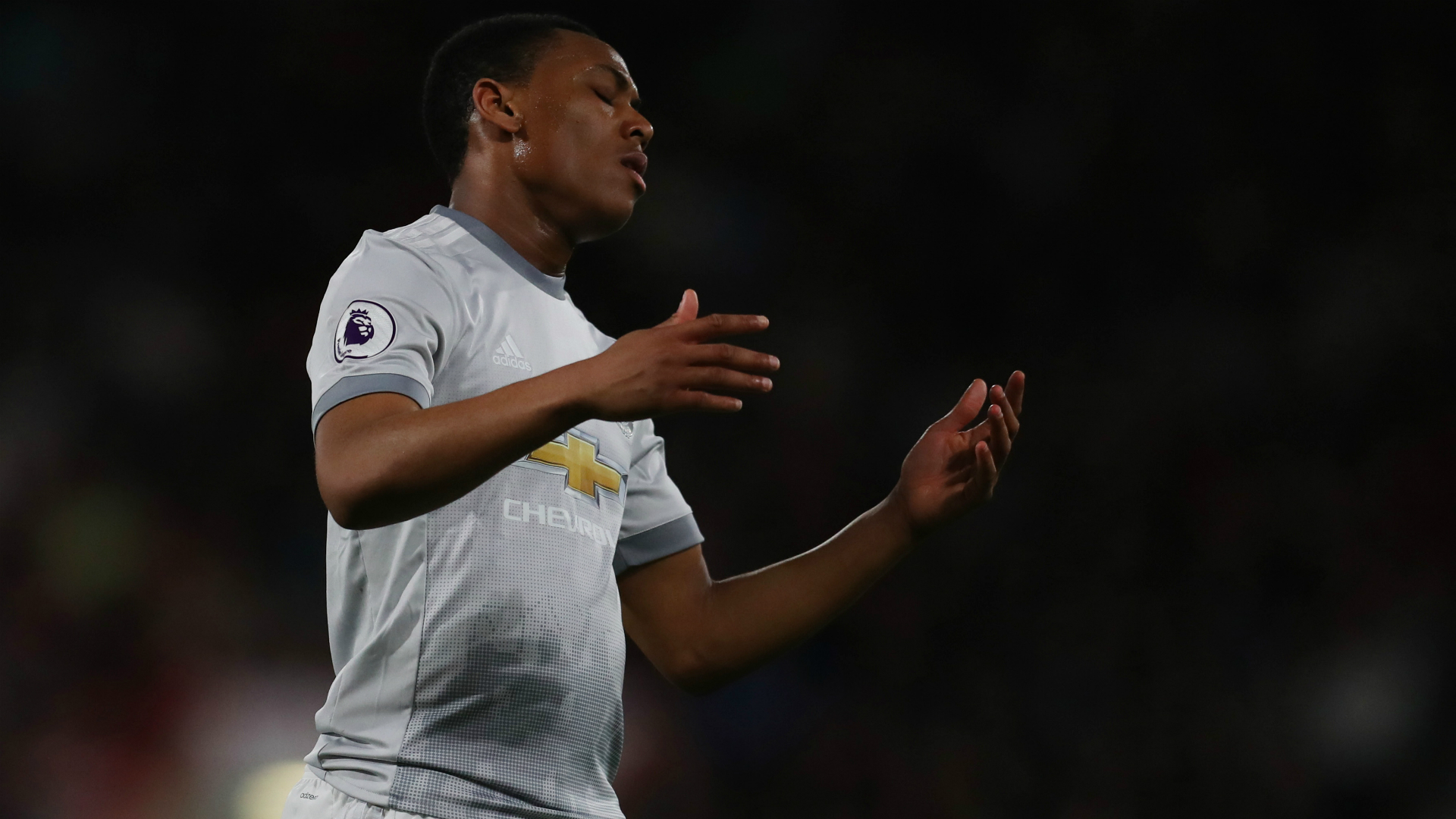 Anthony Martial Bournemouth Manchester United