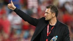 Tony Popovic Western Sydney Wanderers v Sydney FC A-League 18022017