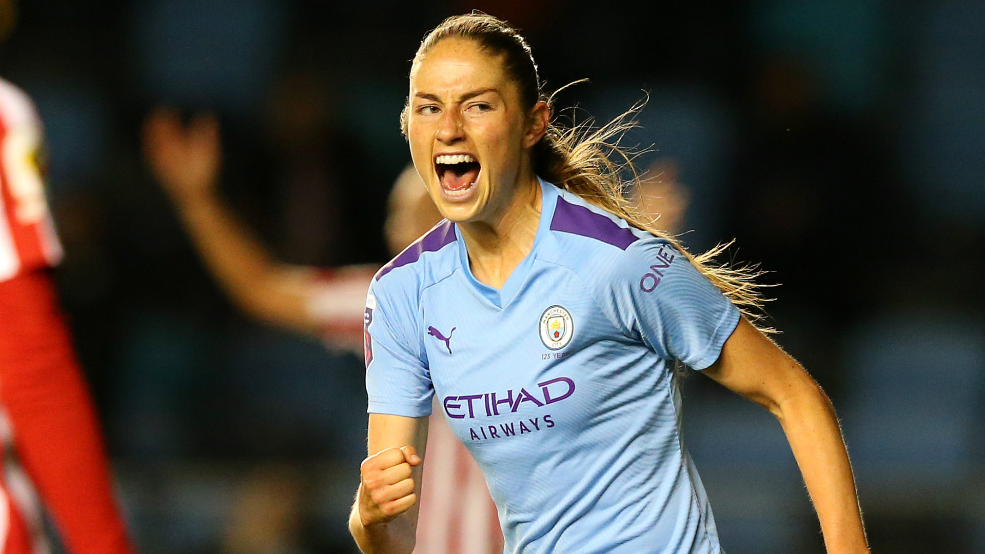 Janine Beckie Manchester City 2019-20