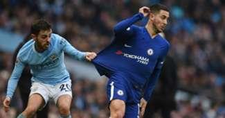 Eden Hazard Manchester City Chelsea