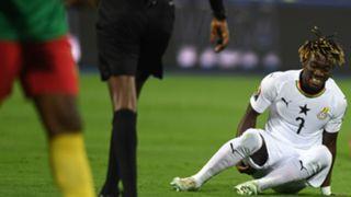 Kwadwo Asamoah Ghana Africa Cup of Nations 2019