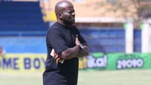 kcb coach Frank Ouna.