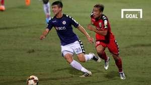 Hà Nội FC B.Bình Dương Bán kết Cúp Quốc gia 2018