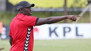 Sony Sugar coach Patrick Odhiambo.