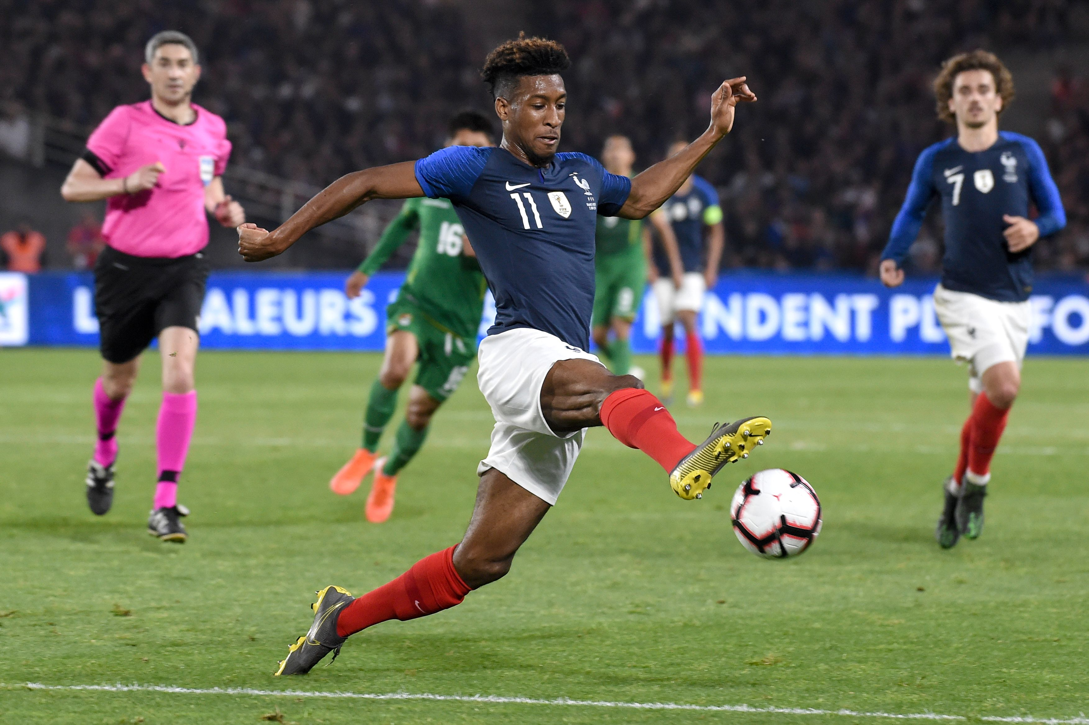 u00c9quipe de france   coman incertain contre andorre