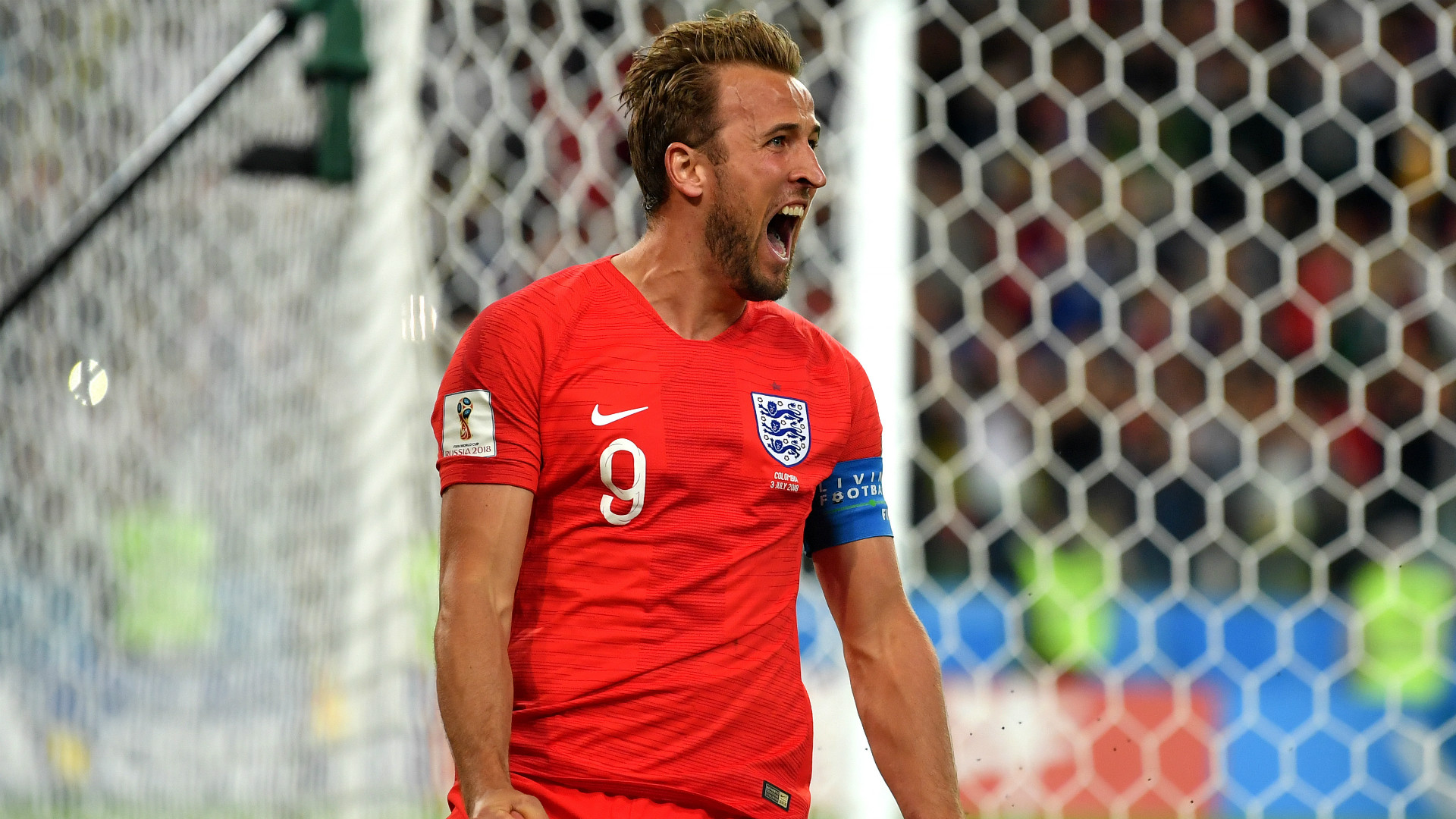 Kane Colombia England WC Russia 03072018
