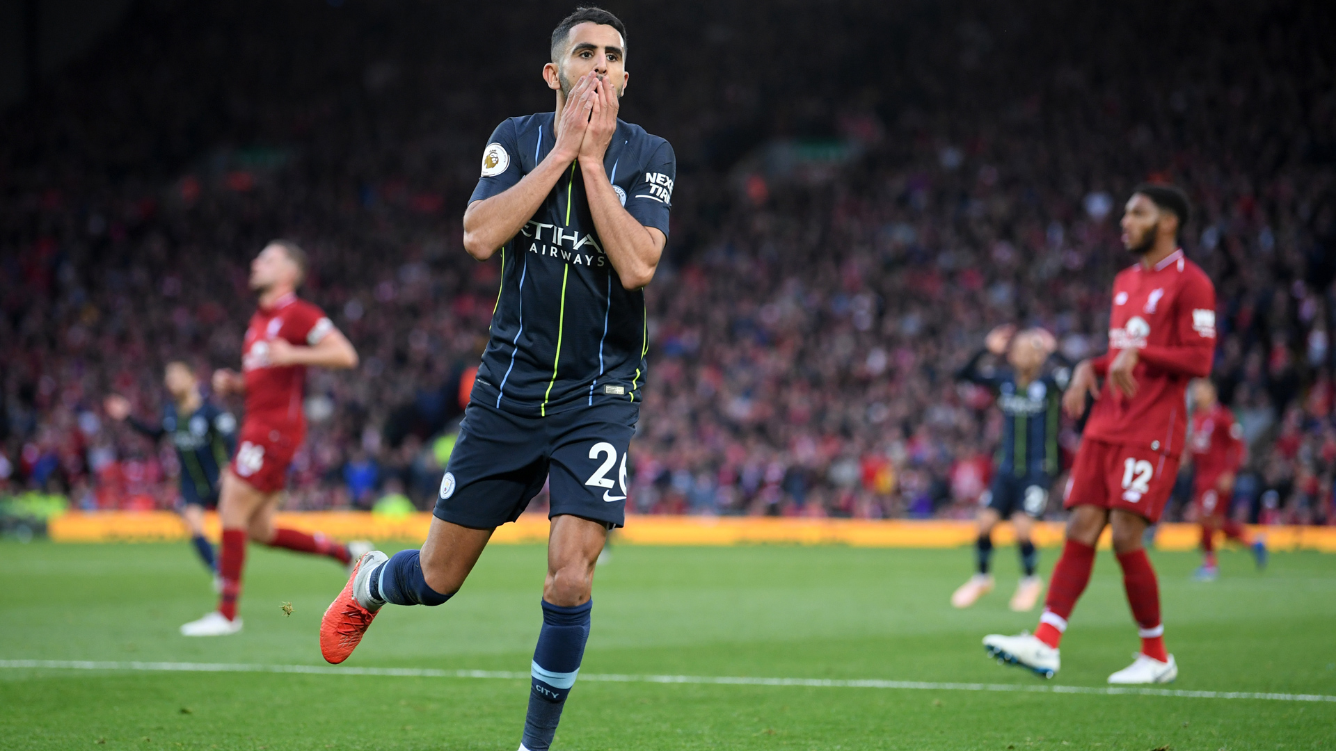 Manchester City Mahrez 07102018