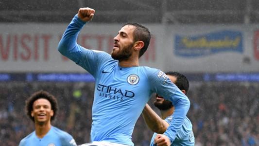 Bernardo Silva Manchester City 2018-19