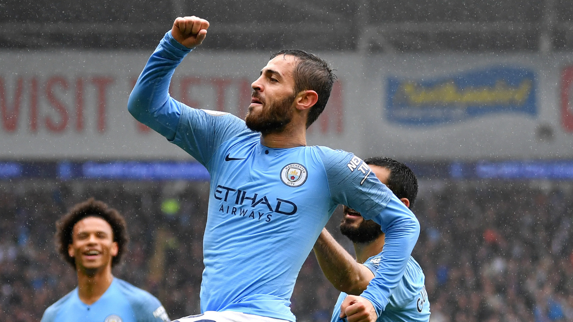 Man City Team News: Injuries, Suspensions And Line-up Vs