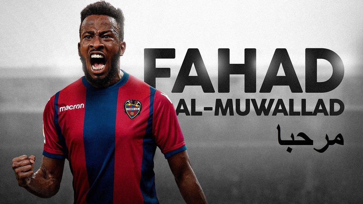 Fahad Al Muwallad - Levante
