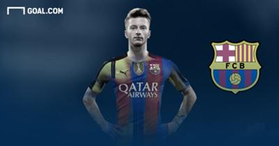 Marco Reus Borussia dortmund barcelona