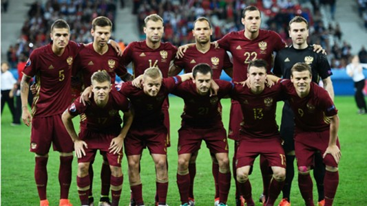 World Cup Russia