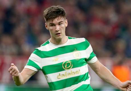 Man Utd target Tierney tipped for Celtic stay