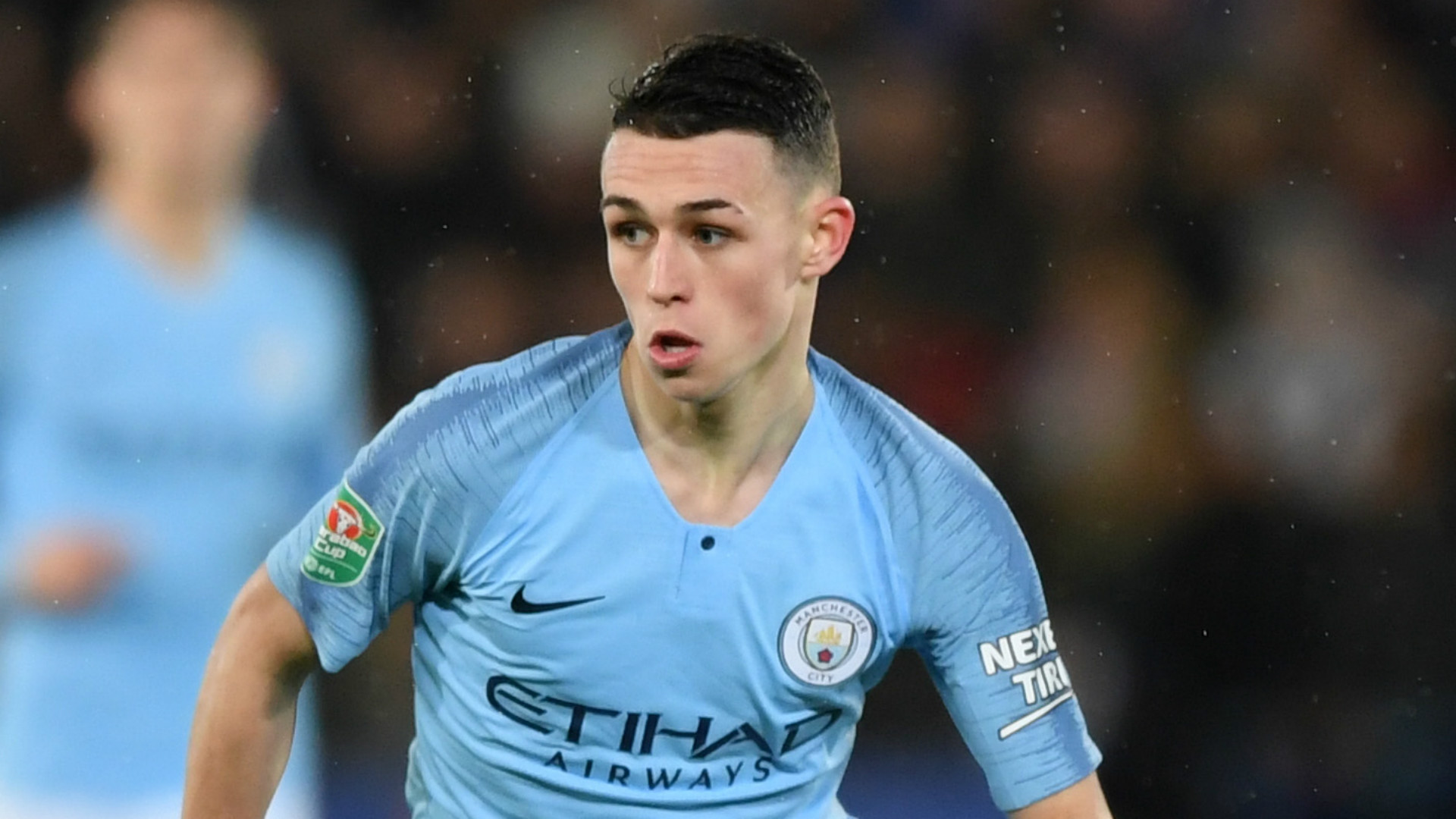 Phil Foden Manchester City 2018-19