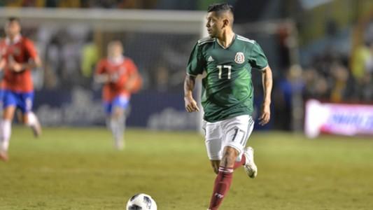 Jesús Corona Selección Mexicana