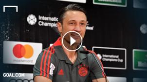 Niko Kovac FC Bayern München 21072018