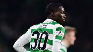 Tim Weah Celtic 2019