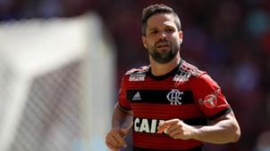 Diego Flamengo Ceara Brasileirao Serie A 02092018