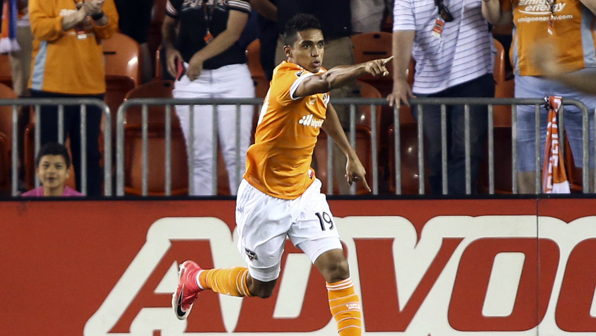 Mauro Manotas Houston Dynamo